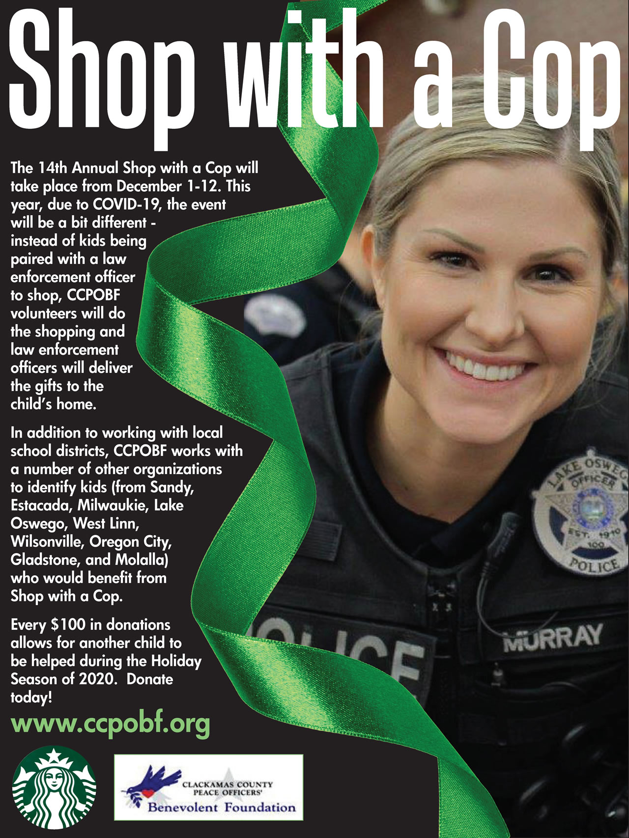 14th Annual Shop with a Cop –